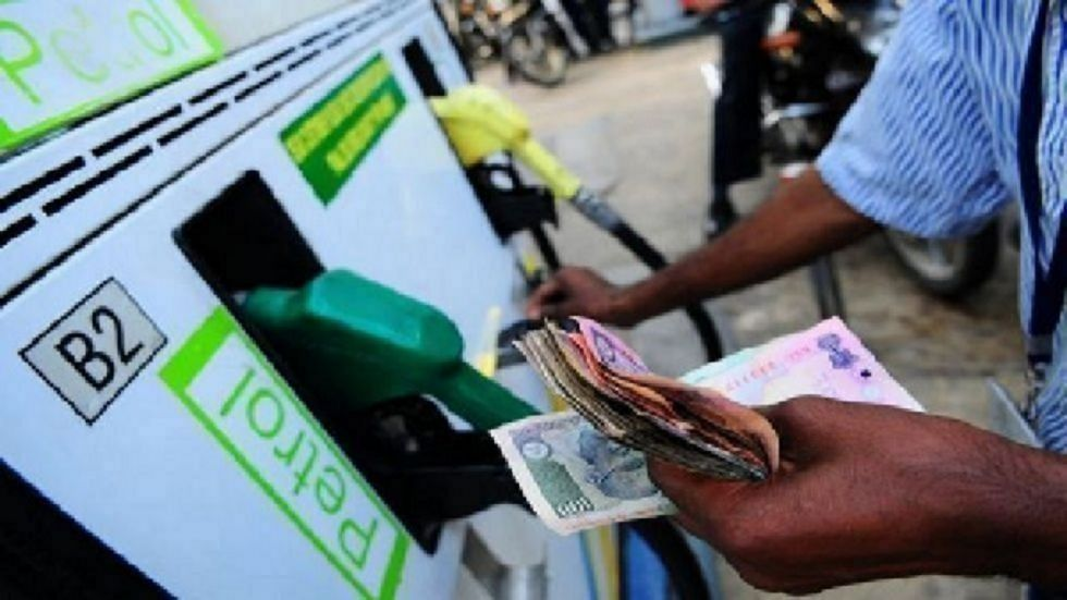 In Noida, petrol is retailing at Rs 76.18 a litre, while diesel price is Rs 66.09 a litre.