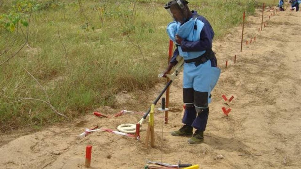 Over 160 Nations Agree To Speed Landmine Clearing