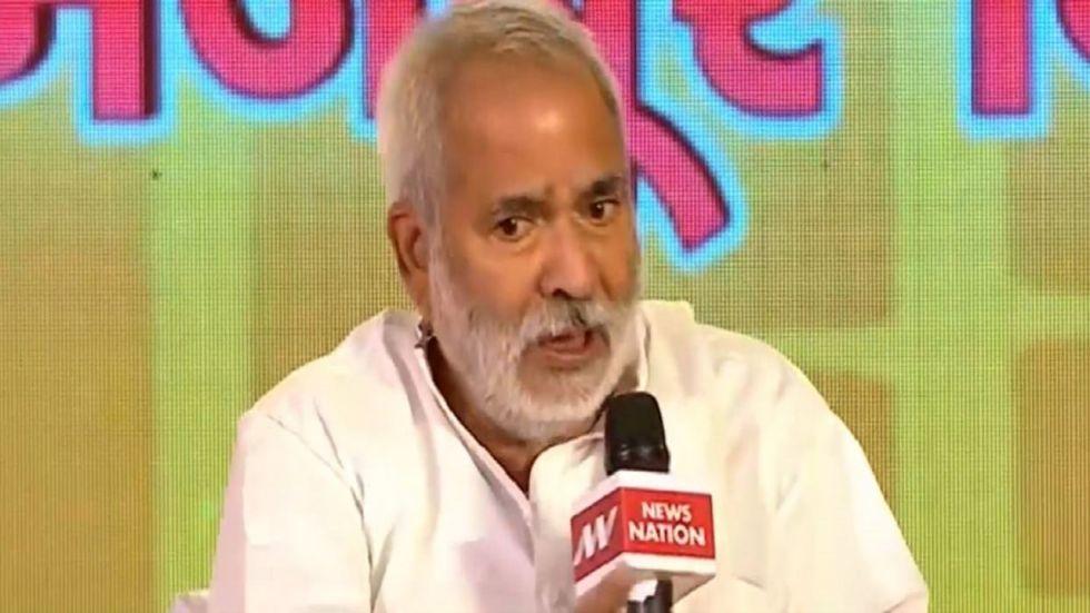 Raghuvansh Prasad Singh blamed Narendra Modi government for the state of economy.