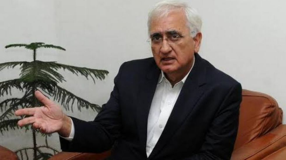 Abrogation of Article 370 will have adverse impact, Says Salman Khurshid