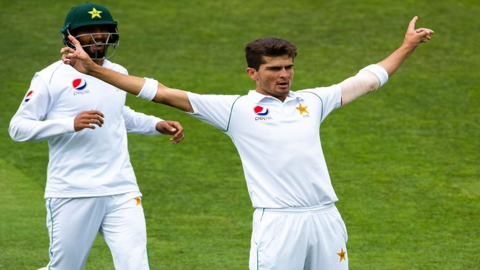 Shaheen Afridi's fielding struggles highlighted the uphill task for Pakistan in the Day Night Test in Adelaide against Australia.