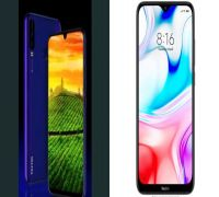 Tecno Spark Power Vs Redmi 8: Specs, Features, Price COMPARED