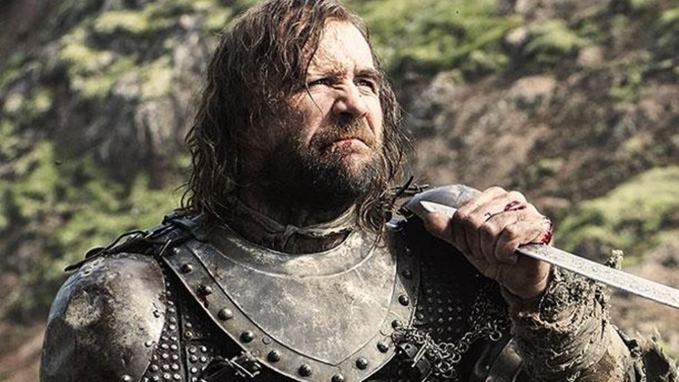 Rory McCann Used To Steal Food To Make Living Before Finding Success With 'GoT'