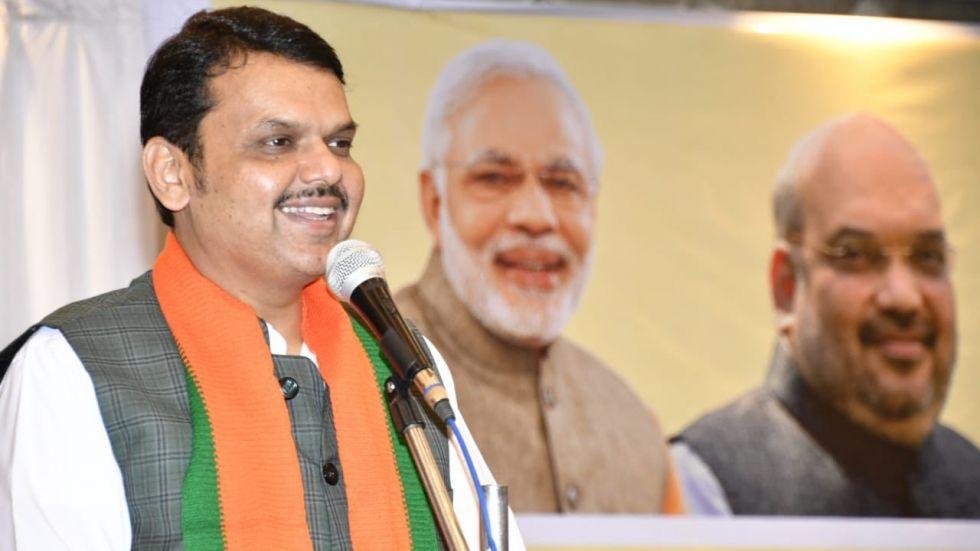 Former Maharashtra CM Devendra Fadnavis
