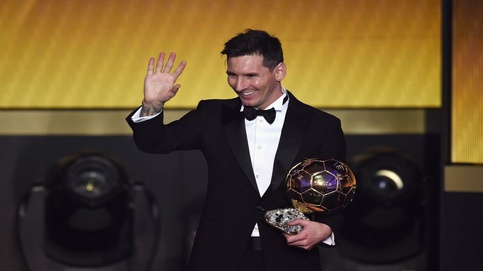 Lionel Messi is favorite to win the Ballon D'Or for the sixth time but he faces stiff competition from Virgil van Dijk.