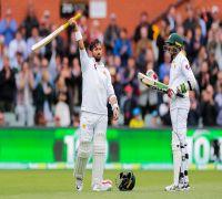 Yasir Shah, Pakistan's No.8 Batsman, Achieves History With Century In Pink Ball Test Vs Australia