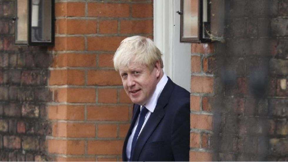 Britain's Boris Johnson said on Sunday the security services were stepping up monitoring of convicted terrorists released early from prison.