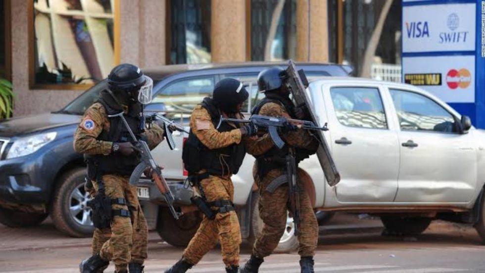14 Killed In Burkina Faso Church Attack, Says Regional Govt (Representational Image)