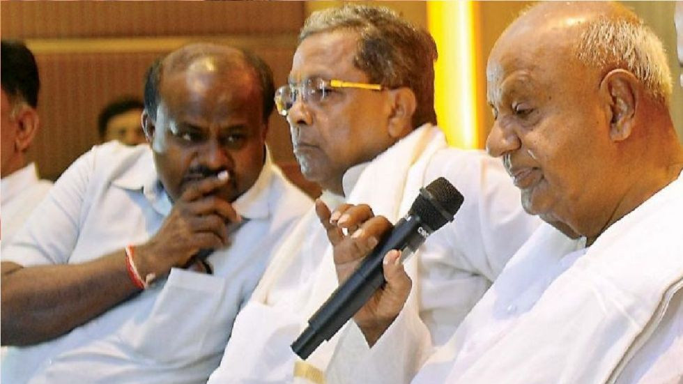 Gowda has recently said Congress President Sonia Gandhi's decision after the bypolls should be watched out for.