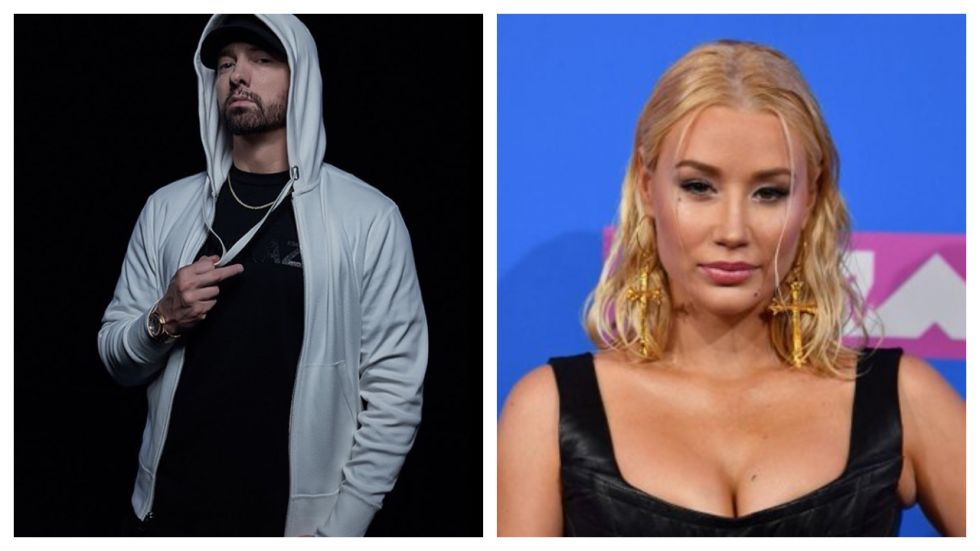 Eminem Makes An 'Ugly' Diss at Iggy Azalea In New Sound Track