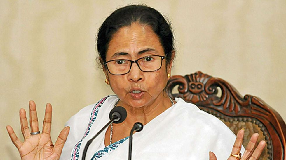 Mamata Banerjee was speaking in the state Assembly during Question Hour.