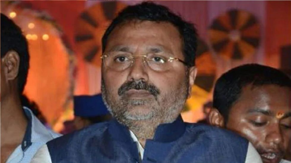 Nishikant Dubey is the BJP MP from Jharkhand's Godda.