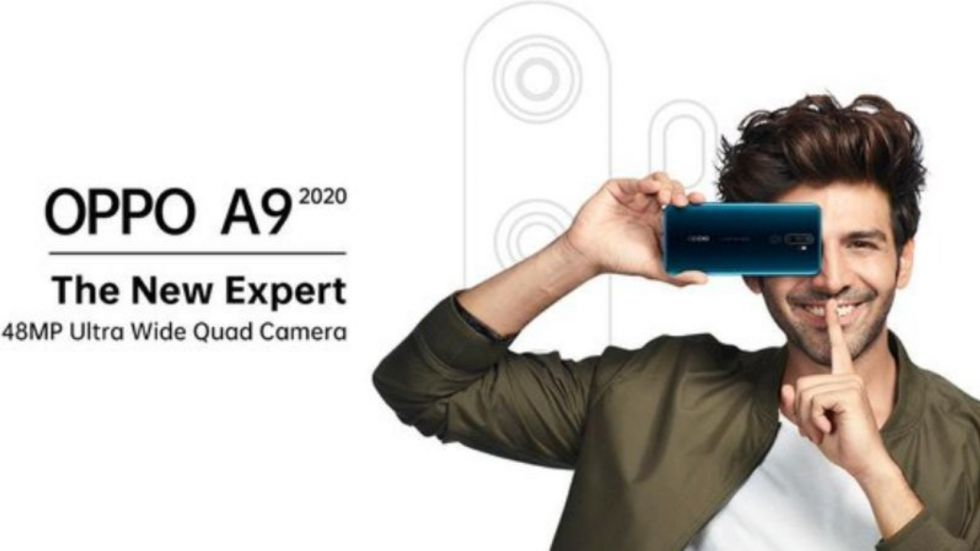 Oppo A9 2020 To Get Vanilla Mint Edition Soon