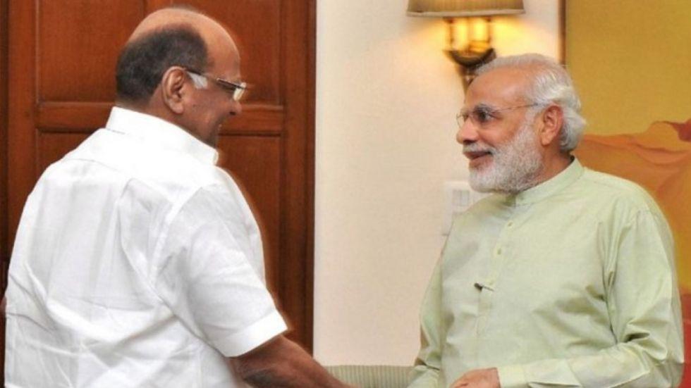 Amid political deadlock in Maharashtra, Pawar had met PM Modi in New Delhi on November 20.