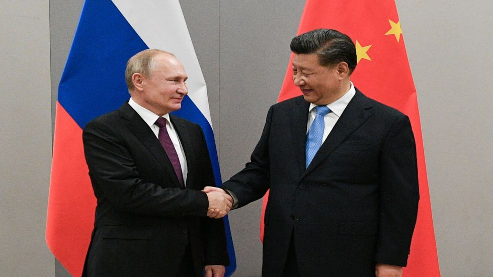 Russia and China signed a 30-year, USD 400 billion deal to build and operate the pipeline in 2014.