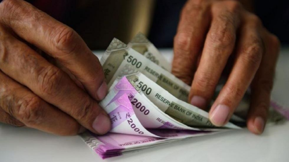 The rupee, however, pared initial losses and was trading at 71.69 against the US dollar at 0935 hrs.