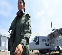India Gets Its First Woman Naval Pilot, Lt Shivangi Swaroop To Fly Dornier Aircraft