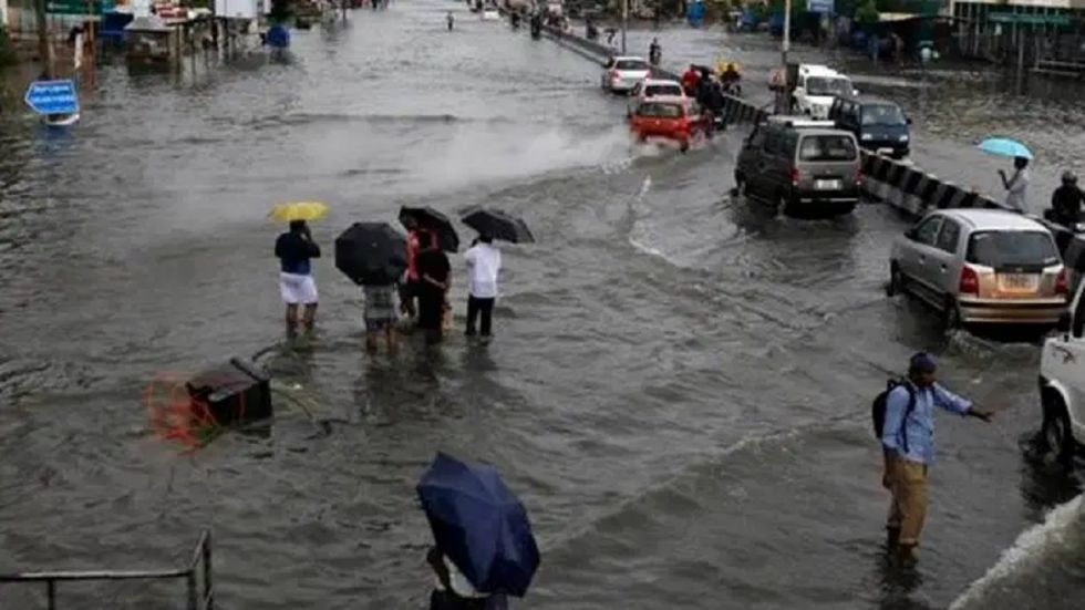 The torrential rain over the past two days claimed five lives.