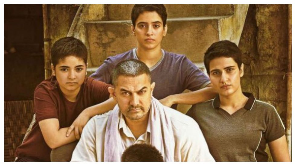 Aamir Khan's 'Dangal' Named Blockbuster of the Decade by Yahoo India