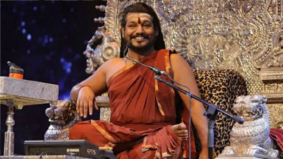 Nithyananda has launched a website of his