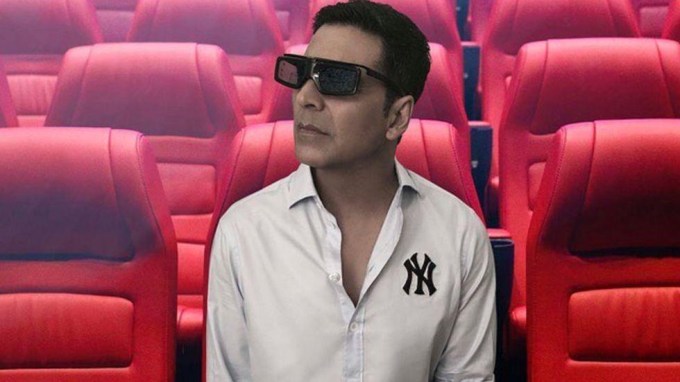 Akshay Kumar is busy promoting his next film, Good Newwz.