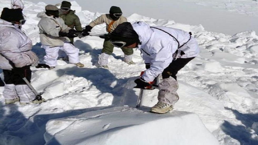 On November 30, two Indian Army personnel were killed after an avalanche hit their patrol at an altitude of about 18,000 feet in southern Siachen glacier.