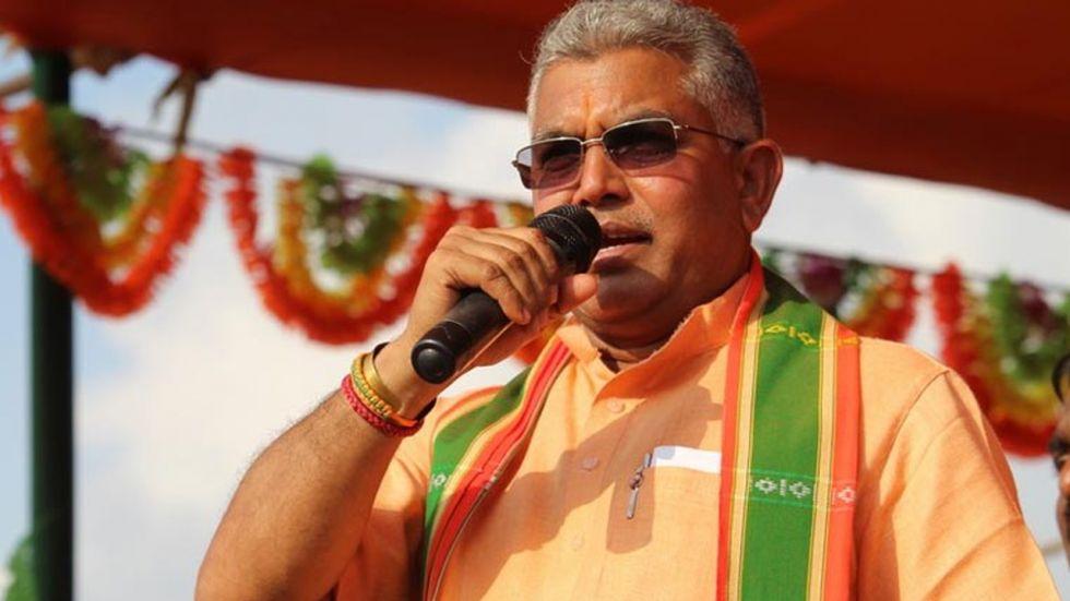 BJP Bengal Chief Dilip Ghosh