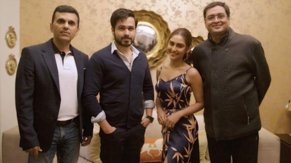 Krystle D'Souza Joins Amitabh Bachchan And Emraan Hashmi's Chehre.