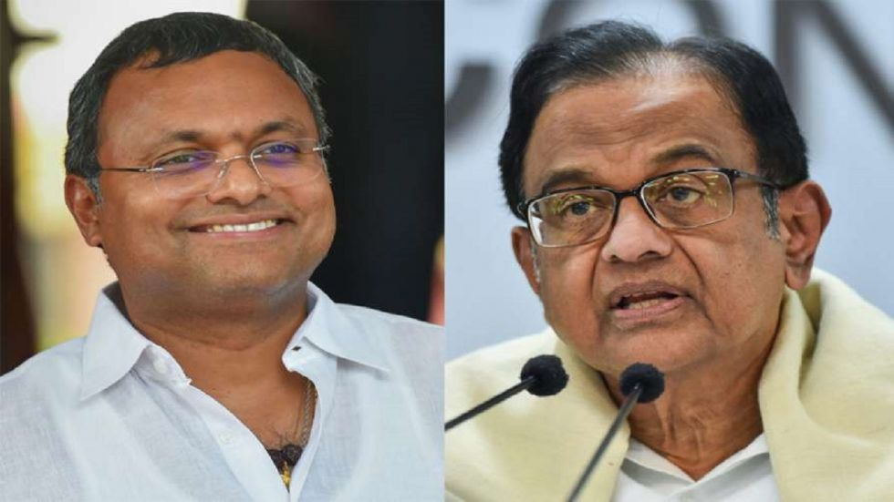 'Phew. At Last After 106 Days,' Chidambaram's Son Karti Reacts To Father Getting Bail