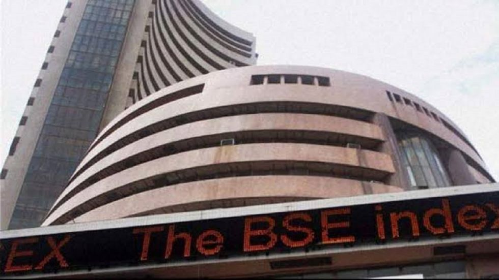 Sensex Falls Over 100 Points To 40,556.03, Nifty Down By 36.90 Points