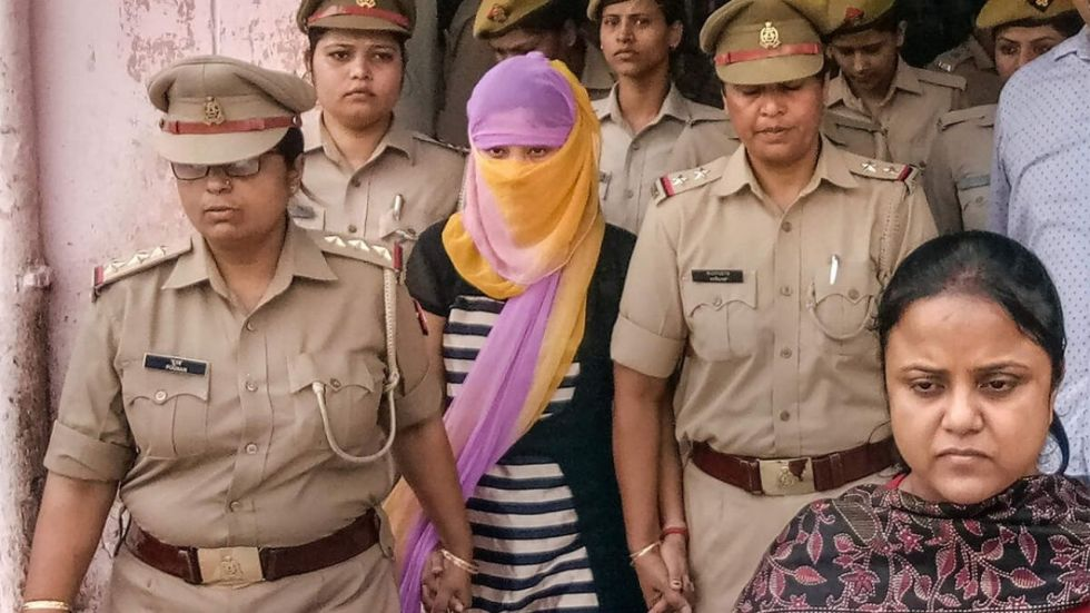 The law student was in jail for two months before the High Court granted her bail.