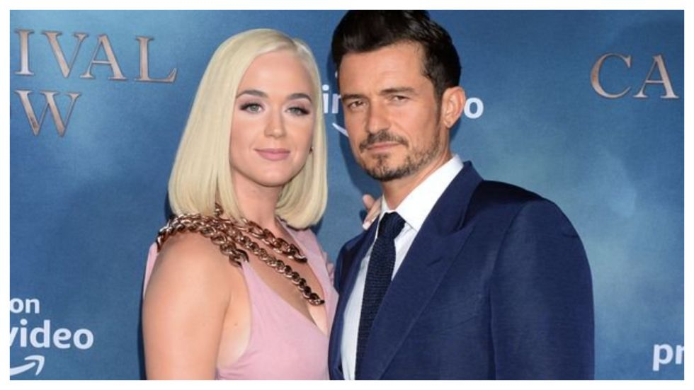 Katy Perry And Orlando Bloom Postpone Their Wedding