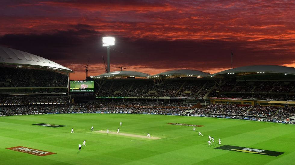 The first Day Night Test was played between Australia and New Zealand at the Adelaide Oval.