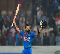 Virat Kohli 94* Decimates West Indies As India Shatter Records In Hyderabad