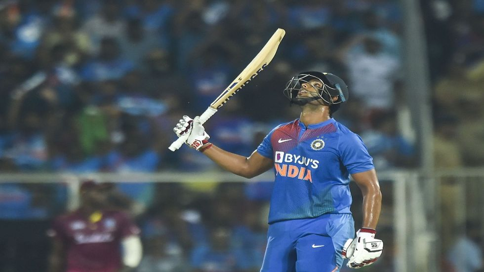 Shivam Dube notched up his maiden fifty and he finally got a chance to contribute with the bat after five Twenty20 Internationals.