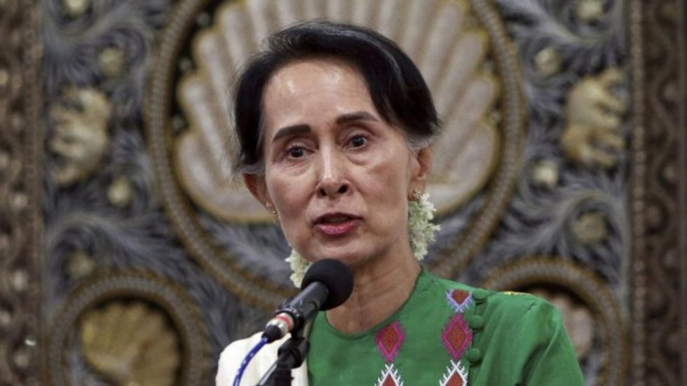Aung San Suu Kyi is expected to tell ICJ judges that Myanmar was conducting legitimate operations against 'Rohingya militants'.