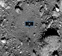 NASA Selects Site For Sample Collection From Asteroid Bennu