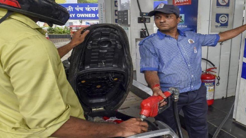 The price of petrol witnessed a marginal dip on Saturday, December 14.