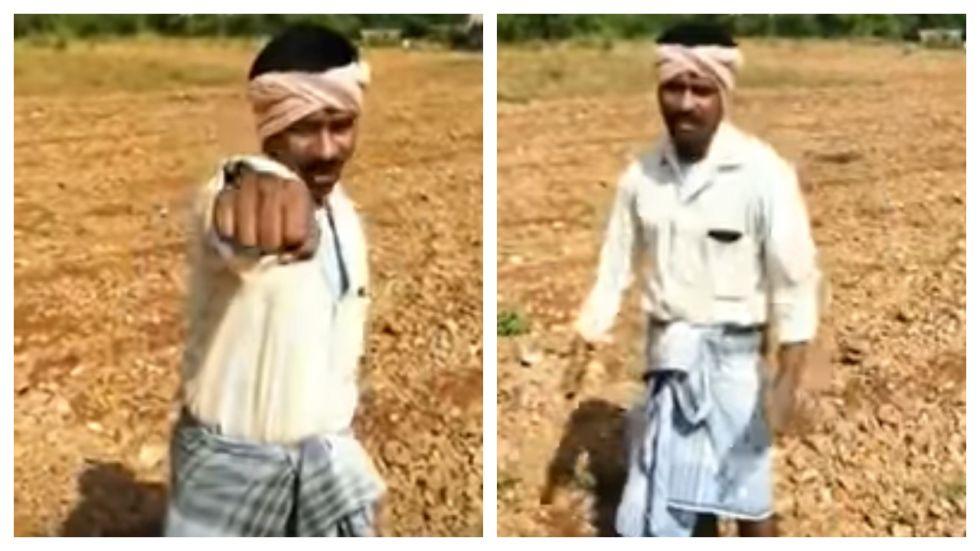 Karnataka Farmer Singing Justin Biebers' 'Baby' Demands Belieber's Attention