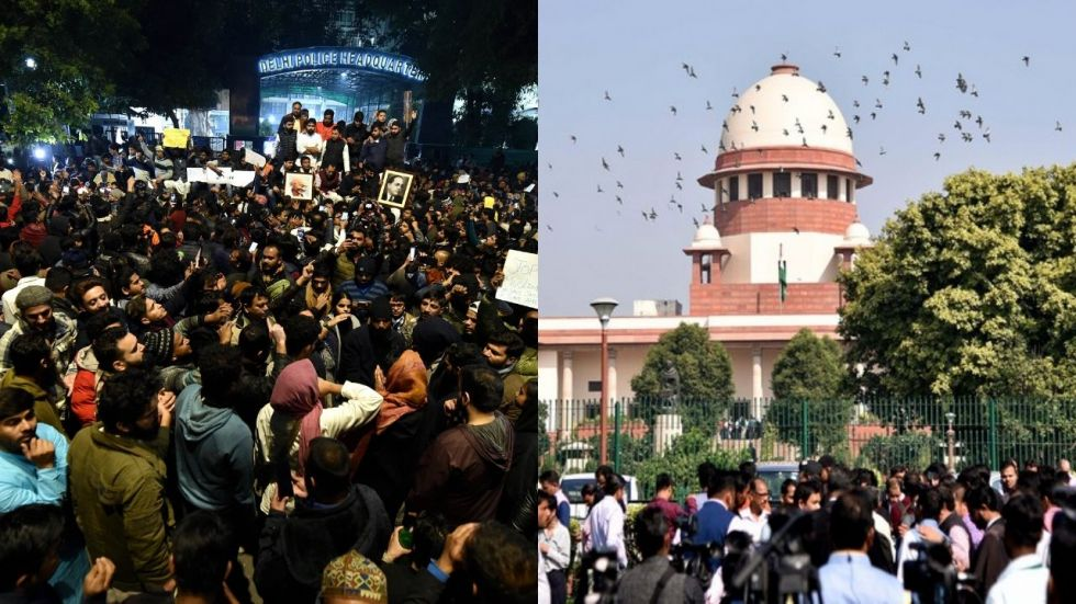 Not against peaceful demonstrations but rioting must stop: Chief Justice of India SA Bobde on Jamia crackdown