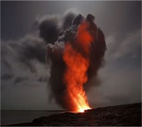 Huge Volcano Poisoned Almost Everything On Earth, Claims Study