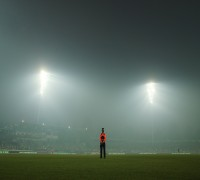 Canberra Shows Delhi And India The Way - Big Bash League Game Abandoned Due To Smog