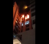 Mumbai: Massive Fire Breaks Out At High-Rise Building In Vile Parle, No Casualties