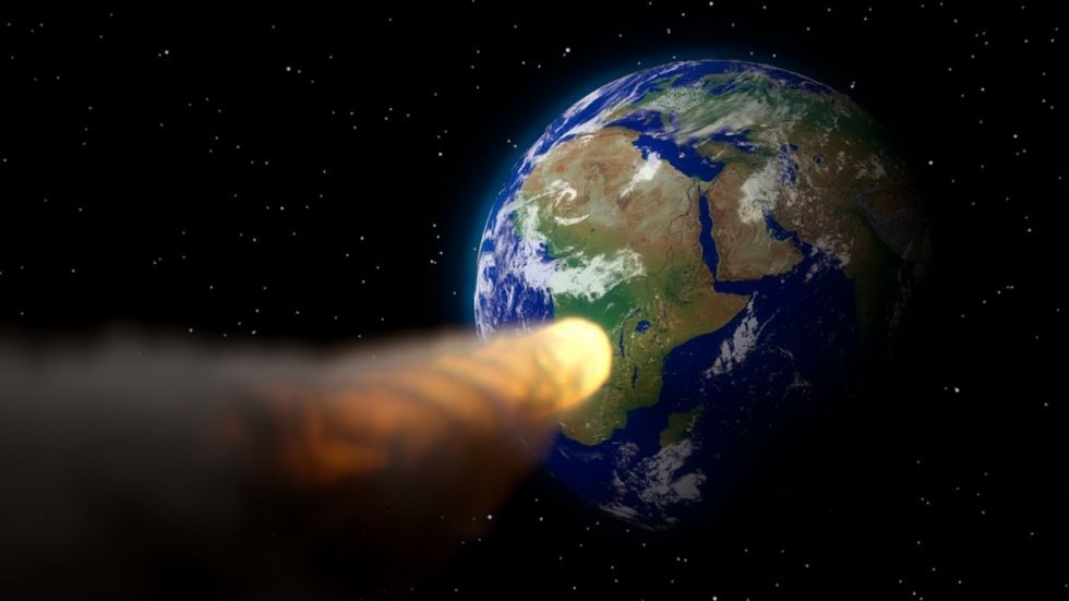 Will Monstrous 2,000 Feet Asteroid CH59 Hit Earth On Thursday?  (Representational Image)
