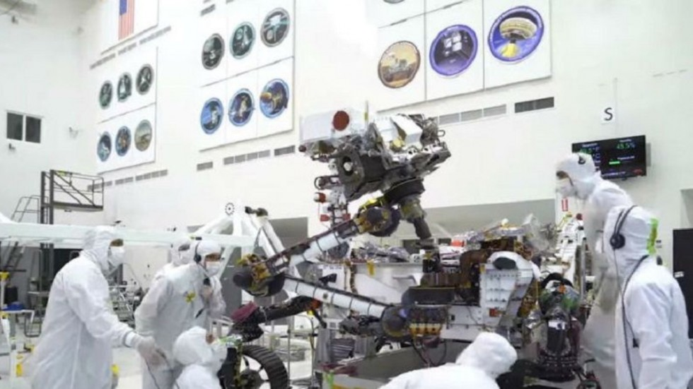 Mars 2020 Rover To Seek Ancient Life, Prepare Human Missions (Image: Mars Rover)