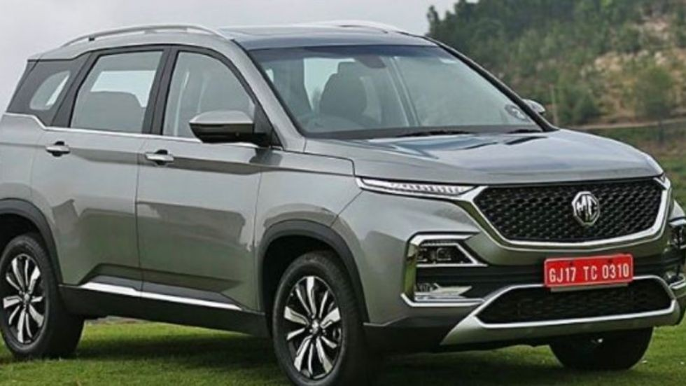 Over 3,000 Units Of MG Hector SUV Sold In December 2019