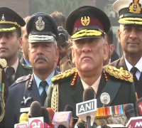 General Bipin Rawat Takes Charge As CDS, Says We Have To Work According To Government In Power