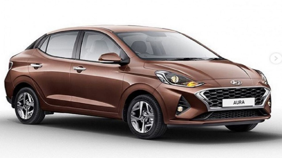 Hyundai Opens Bookings For Compact Sedan Aura