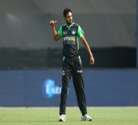WATCH - Pakistan Bowler Haris Rauf's 'Slit Throat' Celebrations In Big Bash League Results In Controversy