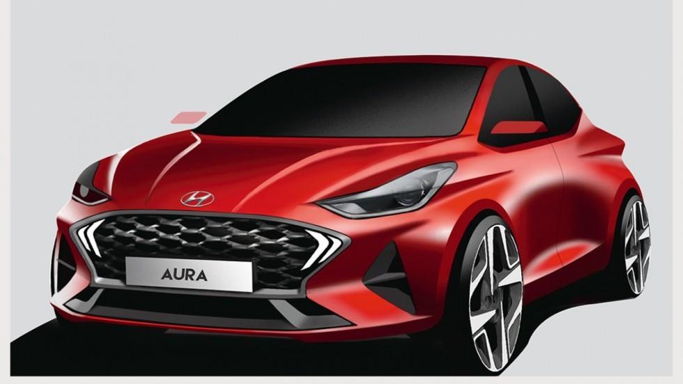 Hyundai Aura Launch On January 21